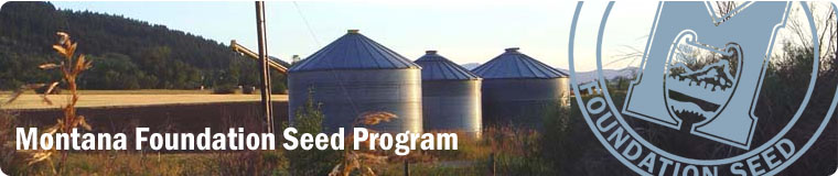 Montana Foundation Seed Program